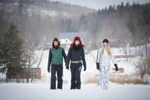 BALNEA réserve thermale en hiver