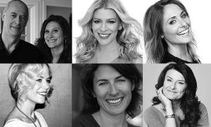 Les membre du Jury de cette 6e édition de l'Été des chefs BALNEA