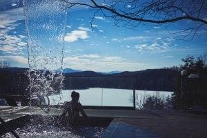 Chute thermale | BALNEA réserve thermale