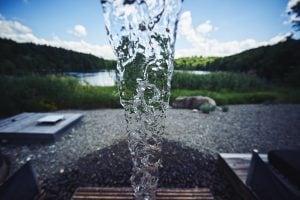 La sérénité de l'eau !
