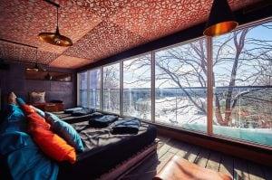 Salon d'hiver | BALNEA réserve thermale