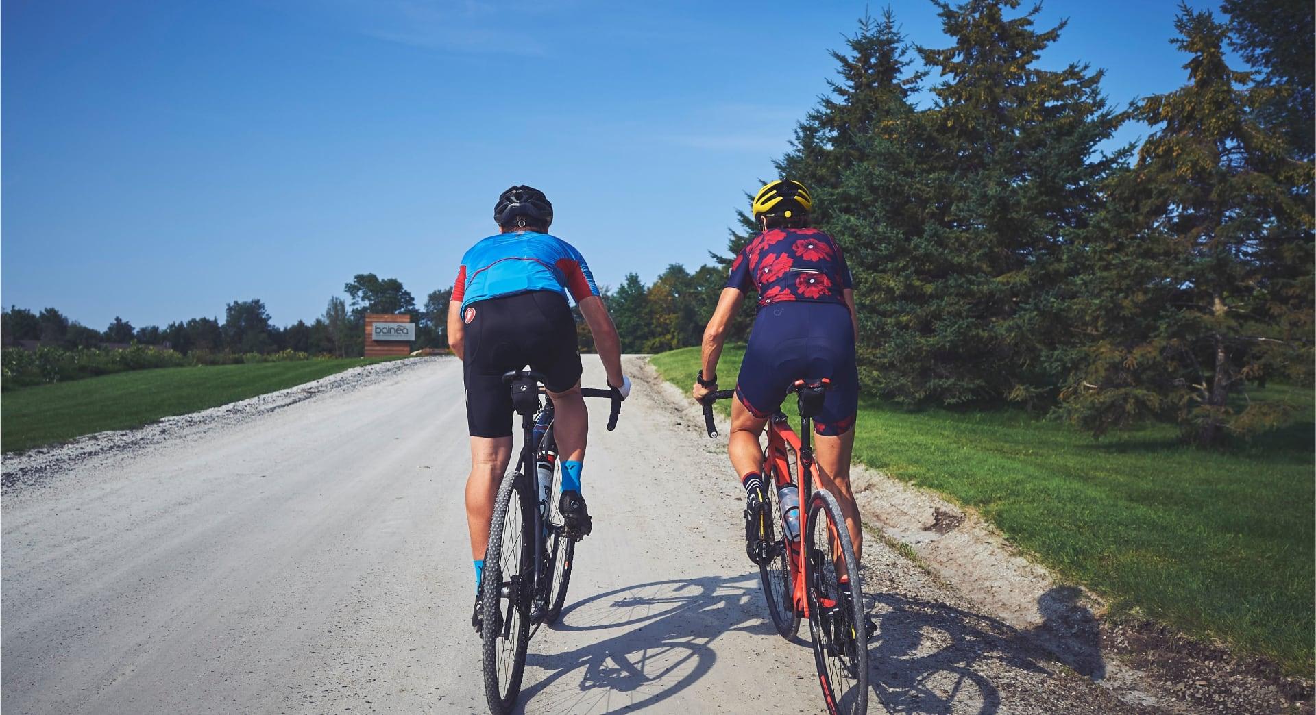 Balnea, ami des cyclistes - Balnea