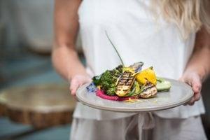 Légumes grillés BBQ été 2017