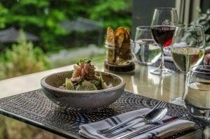 Salade crevettes noriques été 2016